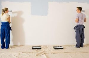 how to prep a room for painting