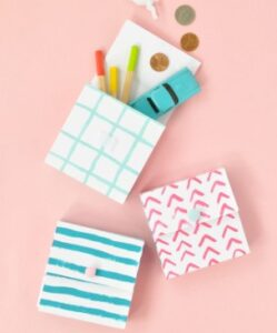 How to make paper pockets